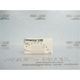 IPS Empress CAD for CEREC and inLab Blocks - A2