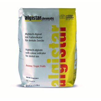 Alginat algistar chromatic REGULAR SET 24 x 453g Beutel