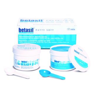Betasil VARIO PUTTY SOFT