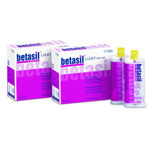 Betasil VARIO LIGHT 2 x 50 ml Kartusche